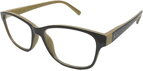 popular Foster sale outlet online sale Grant Kinsey Women's Premium Black Reading Glasses +1.50 online sale