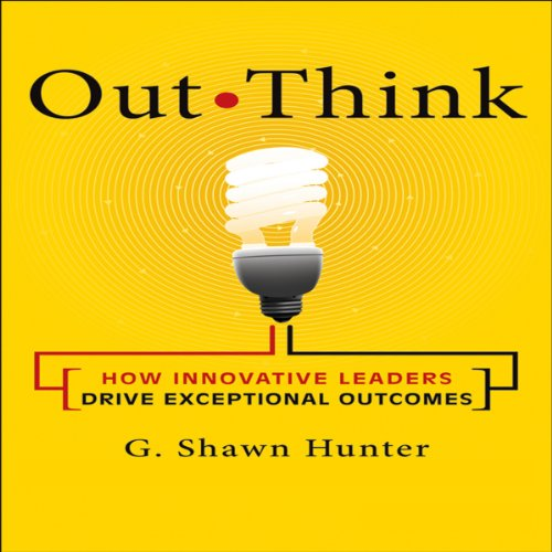 Out Think audiobook cover art