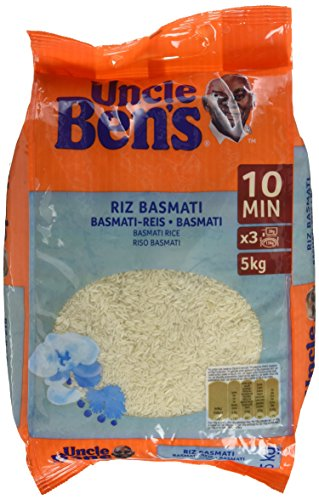 Uncle Bens's Uncle Ben's Basmati Reis, 5 Kg