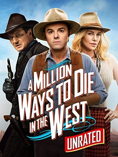 A Million Ways to Die in the West Unrated product image