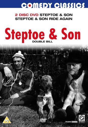 Steptoe & Son: Double Bill (Steptoe and Son / Steptoe and Son Ride Again) [Region 2] by Victor Maddern
