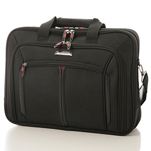 """Aerolite Umhängetasche Bürotasche Aktentasche Notebooktasche geeignet für 13""""-17"""" Macbook / Laptops / Notebook / Tablet"""