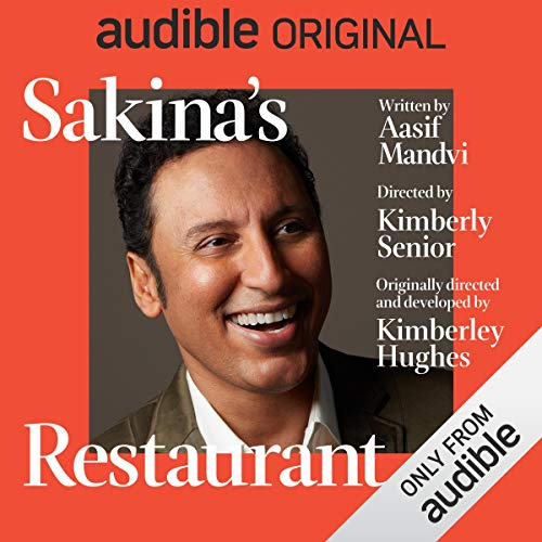 Sakina's Restaurant audiobook cover art