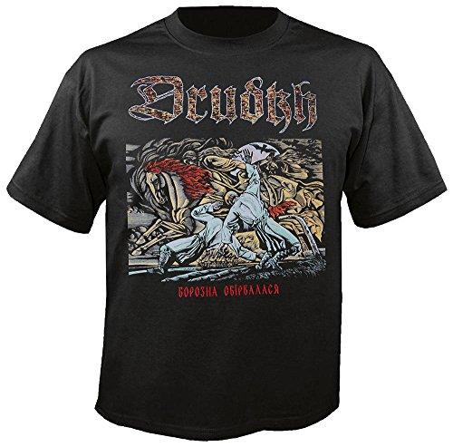 Drudkh - A Furrow Cut Short - T-Shirt Größe L