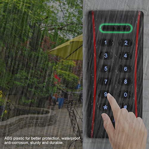 Sistema de Control de Acceso del Sistema de Control de Acceso de la Puerta de Wiegand de 26 bits, para Casas(IC Version)