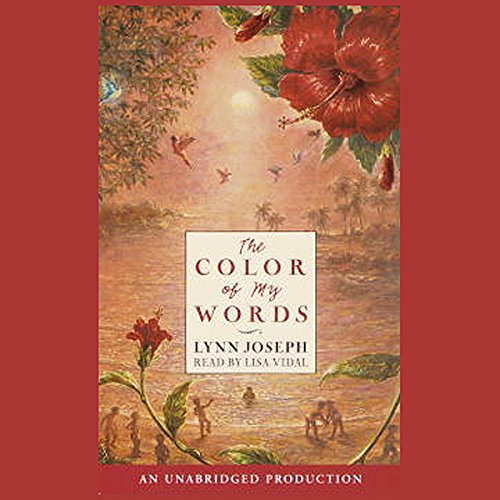 The Color of My Words audiobook cover art