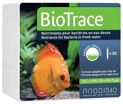 Prodibio Biotrace Set de 30 Ampoules pour Aquariophilie