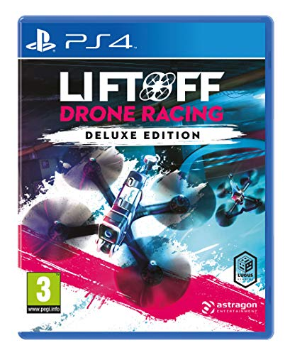 Liftoff Drone Racing Deluxe Edition (PS4)