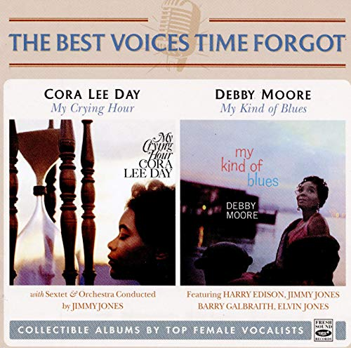 Cora Lee Day & Debby Moore. My Crying Hour / My Kind of Blues