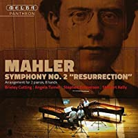 Mahler: Symphony No. 2 - Resurrection by BRIELEY / TURNER,ANGELA / EMMERSON,STEPHEN / KELLY,STEWART CUTTING