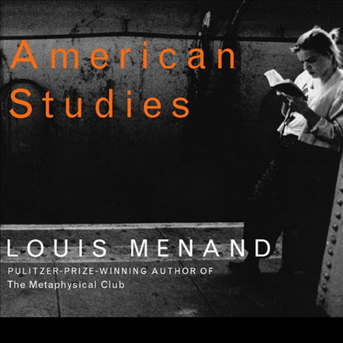 American Studies audiobook cover art