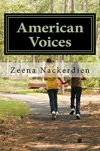 Book: American Voices by Zeena Nackerdien