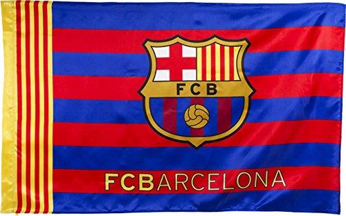 Barça-Flagge, offizielle Kollektion des FC Barcelona, Größe 150x100cm.