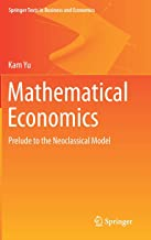 Mathematical Economics: Prelude to the Neoclassical Model