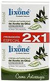 Lixone Crema de Noche de Aceite de Oliva - 2 Unidades