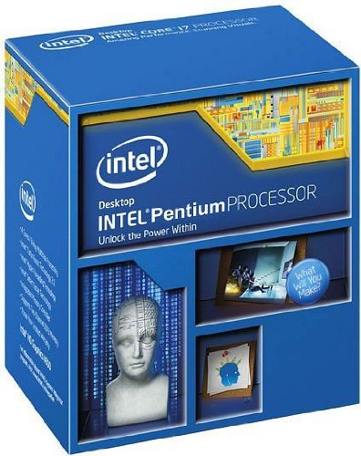 Intel G3220 Pentium Prozessor (3.0GHz, Sockel 1150, 3M Cache, 53Watt)