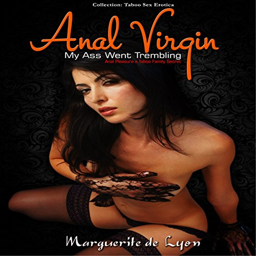 Anal Virgin audiobook cover art