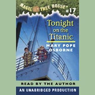 Page de couverture de Tonight on the Titanic