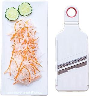 Trancheuse Mandoline coupe-légumes Veggie Dicer Cuisine Slicer Qiecai Manuel Grater De Pommes De Terre Frites Concombre Bu...