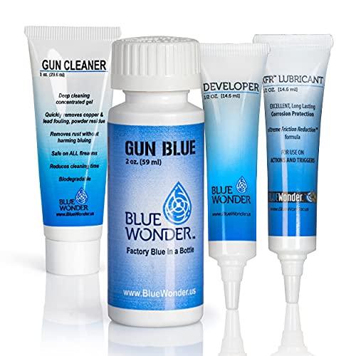 Blue Wonder Gun Blue - 2 oz Kit
