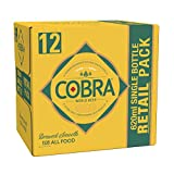 Cobra Premium Beer 12 x