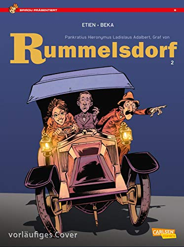 Spirou präsentiert 5: Rummelsdorf 2 (5)