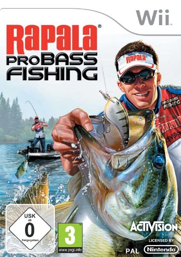 Rapala Pro Bass Fishing 2010 [Edizione: Germania]