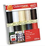 Hilo de coser Gutermann Basic Colours...