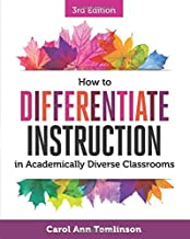 How to Differentiate Instruction in Academically Diverse Classrooms PDF