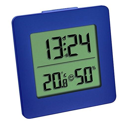TFA-Dostmann TFA 30.5038 Termometro Igrometro digitale (blu)