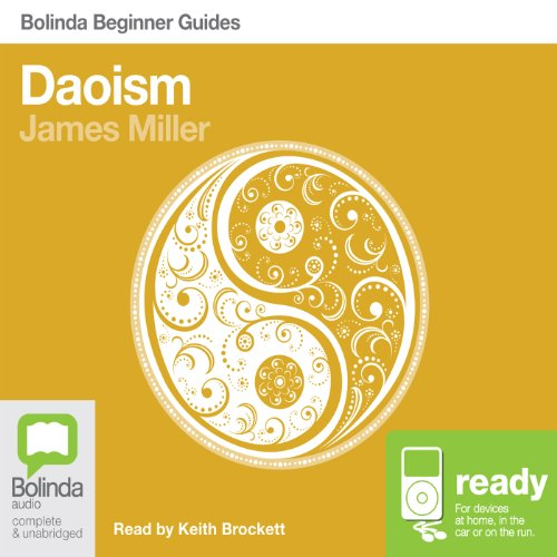 Daoism: Bolinda Beginner Guides audiobook cover art