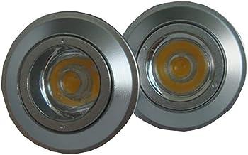 EMGQ Energiebesparende gloeilamp LED-lampen 5 STKS 12V 24V Mini Spotlight GU4 3W MR11 3W Small Spotlights LED-spotlight la...