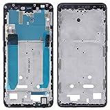 YEYOUCAI Carcasa frontal LCD Marco Bisel Placa con Teclas Laterales para BQ Aquaris X2 / X2 Pro