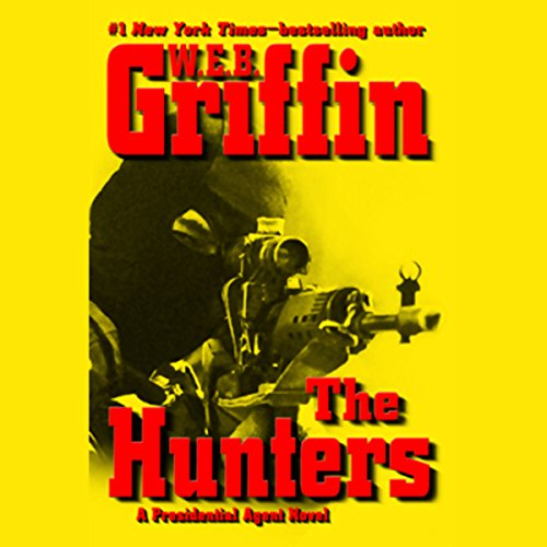 The Hunters audiobook cover art
