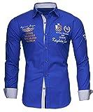 Kayhan Hombre Camisa Monaco Blue (S)