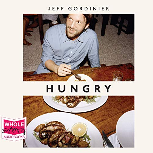 Hungry cover art