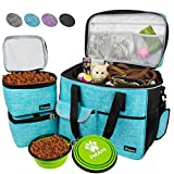 PetAmi Pet Travel Bag   Airline Approved Tote Organizer with Multi-Function...