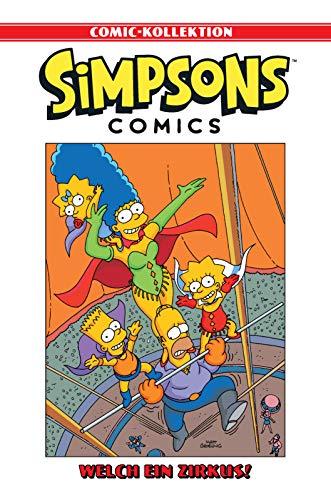 Simpsons Comic-Kollektion: Bd. 71: Welch ein Zirkus!