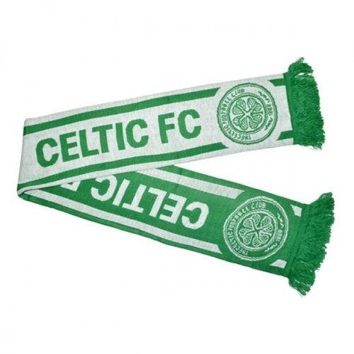 Celtic FC Scarf | Licensed Soccer Scarf | Gauge Style