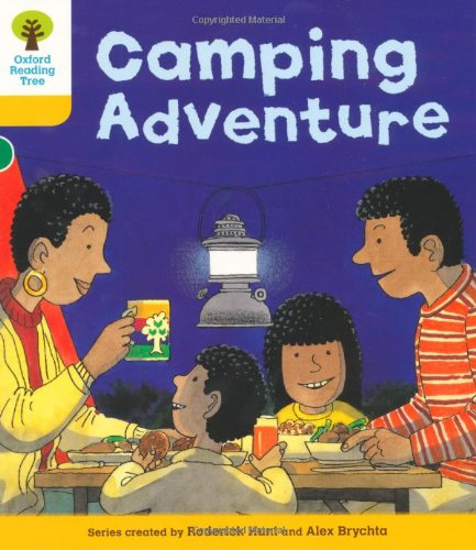 Oxford Reading Tree: Level 5: More Stories B: Camping Adventureの詳細を見る