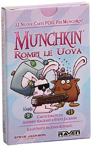 Raven - Munchkin - Rompi Le Uova