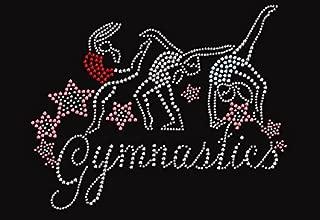 Best gymnastics rhinestone iron transfers Reviews