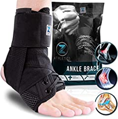 ✅ An ankle brace that moves with you: Invest in an ankle support that will last. Zenith has developed a brace with the end user in mind. Made from the highest quality nylon and neoprene, you will get the best possible support and breathability. Doubl...