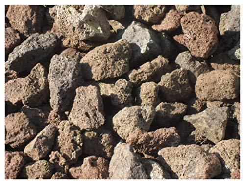 Der Naturstein Garten -   5 kg Grill Lava
