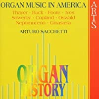 Organ Music of the Americas by ARTURO SACCHETTI (1997-04-15)