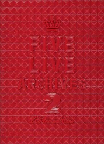 [画像:FIVE LIVE ARCHIVES 2 [DVD]]