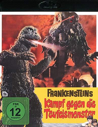 Frankensteins Kampf gegen die Teufelsmonster - Limitiert [Blu-ray]