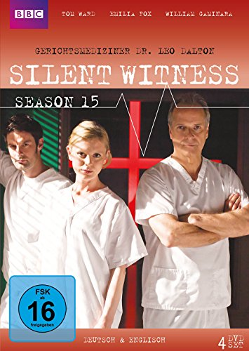 Staffel 15 (4 DVDs)