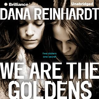 We Are the Goldens audiobook cover art