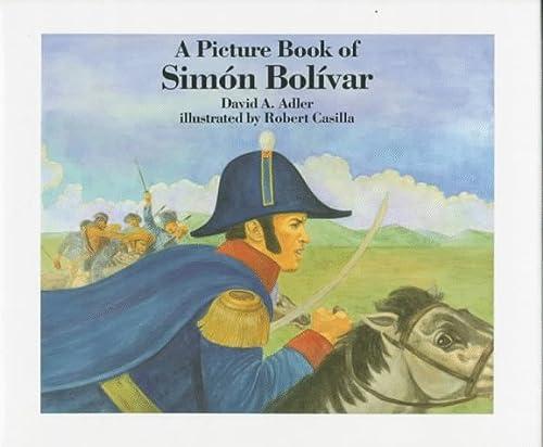 A Picture Book of Simon Bolivar (PB)